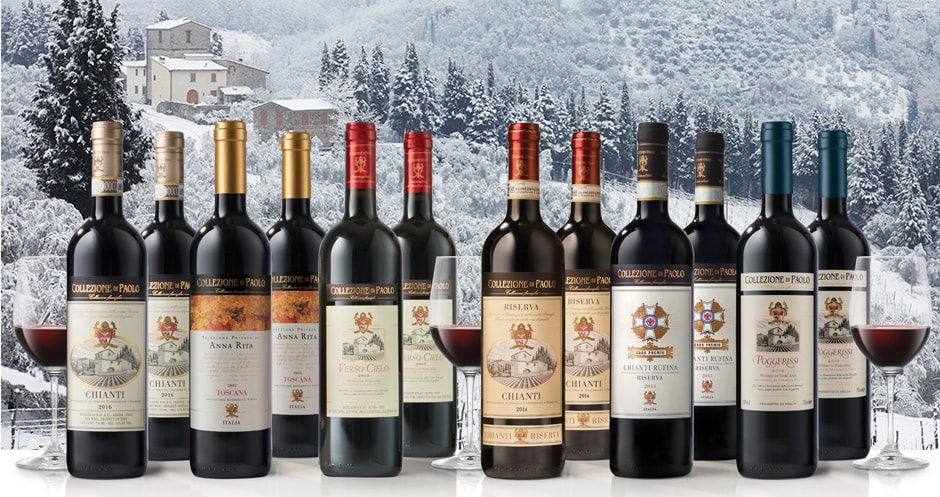 Classic Tuscan Reds from Maestro Paolo Masi