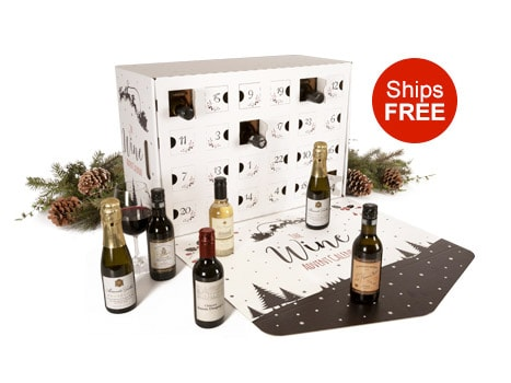 ALL-NEW Wine Lovers' Advent Calendar
